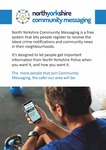 NYP16-0141 - Leaflet: Community Messaging briefing